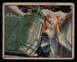 1938 Gum Inc. Horrors of War #189   Rebel Plane Bombs Loyalist Hospital Train Front Thumbnail