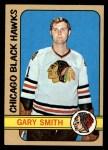 1972 Topps #114  Gary Smith  Front Thumbnail