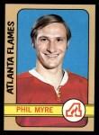 1972 Topps #109  Phil Myre  Front Thumbnail