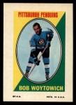 1970 Topps O-Pee-Chee Sticker Stamps #33  Bob Woytowich  Front Thumbnail