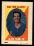 1970 Topps O-Pee-Chee Sticker Stamps #26  Jean Ratelle  Front Thumbnail