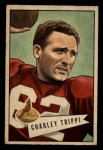 1952 Bowman Small #12  Charley Trippi  Front Thumbnail