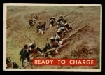 1956 Topps Davy Crockett Green Back #66   Ready To Charge  Front Thumbnail