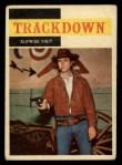 1958 Topps TV Westerns #18   Surprise Visit  Front Thumbnail