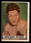 1951 Topps Ringside #57  Bernard Docusen  Front Thumbnail