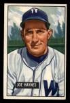 1951 Bowman #240  Joe Haynes  Front Thumbnail