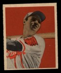 1949 Bowman #72  Tommy Holmes  Front Thumbnail
