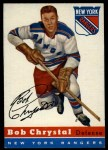 1954 Topps #2  Bob Chrystal  Front Thumbnail