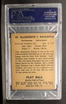 1941 Play Ball #49  Babe Dahlgren  Back Thumbnail