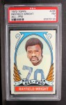 1972 Topps #266   -  Rayfield Wright All-Pro Front Thumbnail