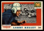 1955 Topps #26  Larry Kelley  Front Thumbnail