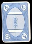 1971 Topps Game #24  Charlie Johnson  Back Thumbnail