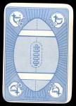 1971 Topps Game #21  Gene Washington  Back Thumbnail