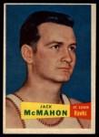 1957 Topps #66  Jack McMahon  Front Thumbnail
