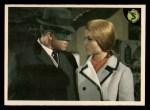 1966 Donruss Green Hornet #36   Green Hornet rescues Miss Case Front Thumbnail