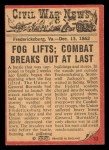 1965 A and BC England Civil War News #33   Fight for Survival Back Thumbnail