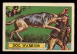1966 A and BC England Battle #15   Dog Warrior Front Thumbnail