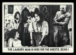 1973 Topps You'll Die Laughing #3   Laundry man is here Front Thumbnail