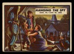 1965 A and BC England Civil War News #25   Hanging the Spy Front Thumbnail