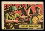 1966 A and BC England Battle #19   Hand To Hand Combat Front Thumbnail