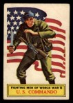 1966 A and BC England Battle #69   The U.S. Commandos Front Thumbnail