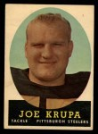 1958 Topps #104  Joe Krupa  Front Thumbnail