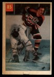 1954 Parkhurst #85  Larry Wilson  Front Thumbnail