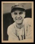 1939 Play Ball #35  Billy Jurges  Front Thumbnail