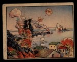 1938 Gum Inc. Horrors of War #136   Loyalists Bombard Algeciras with Big Guns Front Thumbnail