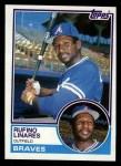 1983 Topps #467  Rufino Linares  Front Thumbnail
