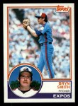 1983 Topps #447  Byrn Smith  Front Thumbnail