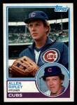 1983 Topps #73  Allen Ripley  Front Thumbnail