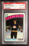 1976 Topps #91  Marcel Dionne  Front Thumbnail