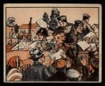 1939 Gum Inc. War News Pictures #101   Russians Dump Propaganda In Poland Front Thumbnail