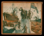 1939 Gum Inc. War News Pictures #81   Plane Bombs U-Boat After Freighter Is Sunk Front Thumbnail