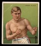 1910 T218 Champions #122  Frank Klaus  Front Thumbnail
