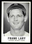 1960 Leaf #3  Frank Lary  Front Thumbnail