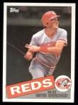 1985 Topps #468  Wayne Krenchicki  Front Thumbnail