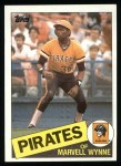 1985 Topps #615  Marvell Wynne  Front Thumbnail