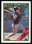 1988 Topps #158  Tim Hulett  Front Thumbnail