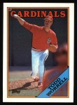1988 Topps #715  Todd Worrell  Front Thumbnail