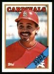 1988 Topps #410  Tony Pena  Front Thumbnail