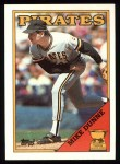 1988 Topps #619  Mike Dunne  Front Thumbnail