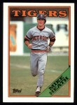1988 Topps #237  Mike Heath  Front Thumbnail
