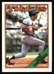 1988 Topps #770  Lou Whitaker  Front Thumbnail