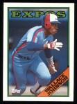 1988 Topps #228  Wallace Johnson  Front Thumbnail