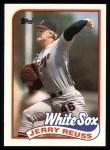 1989 Topps #357  Jerry Reuss  Front Thumbnail