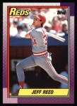 1990 Topps #772  Jeff Reed  Front Thumbnail