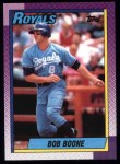 1990 Topps #671  Bob Boone  Front Thumbnail