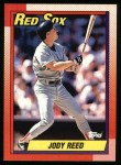 1990 Topps #96  Jody Reed  Front Thumbnail